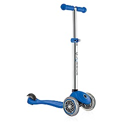 Globber - Blue 3 wheeled scooter