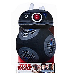 Star Wars - BB-9E Episode 8 The Last Jedi Droid soft toy