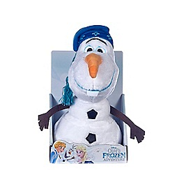 Disney Frozen - 10-inch Olaf's Adventures with knitted hat