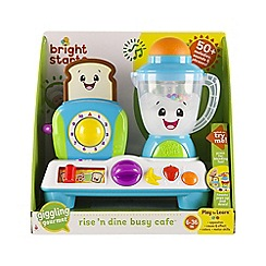 Bright Starts - Giggling Gourmet™ - Rise 'n Dine Busy Cafe™' playset