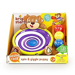 Bright Starts - Bright Starts™ - Spin and Giggle Puppy™' toy