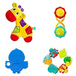 Bright Starts - Teething fun set