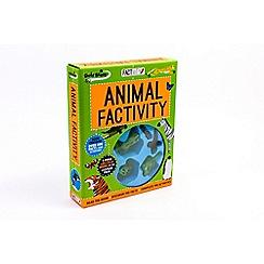 Parragon - 'Animal Factivity' book