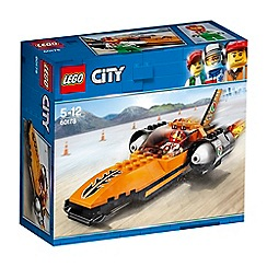 LEGO - 'City Speed Record Car' set - 60178