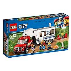 LEGO - 'City Pickup and Caravan' set - 60182