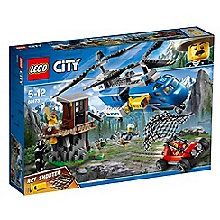 LEGO - 'City Police Mountain Arrest' set - 60173