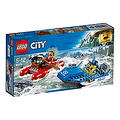 LEGO - 'City Police Wild River Escape' set - 60176