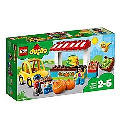 LEGO - 'DUPLO Farmers Market' set - 10867