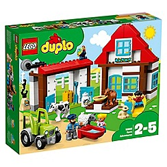 LEGO - 'DUPLO Farm Adventures' set - 10869