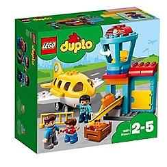 LEGO - 'DUPLO Street Airport' set - 10871