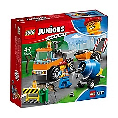 LEGO - 'Juniors City Road Repair' set - 10750