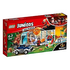 LEGO - 'Juniors - Incredibles' set - 10761