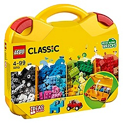 LEGO - 'Brick Box Creative Suitcase' set - 10713