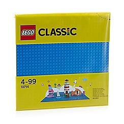 LEGO - 'Blue Baseplate' set - 10714