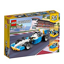 LEGO - 'Creator Vehicles Extreme Engines' set - 31072