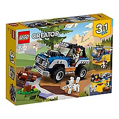 LEGO - 'Creator Vehicles Outback Adventures' set - 31075