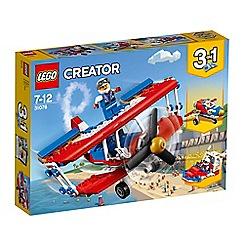 LEGO - 'Creator - Daredevil Stunt Plane' set - 31076