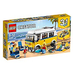 LEGO - 'Creator - Sunshine Surfer Van' set - 31079