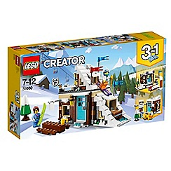 LEGO - 'Creator - Modular Winter Vacation' set - 31080