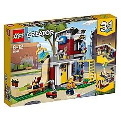 LEGO - 'Creator - Modular Skate House' set - 31081