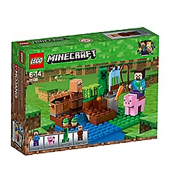 LEGO - 'Minecraft - The Melon Farm' set - 21138