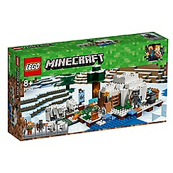 LEGO - 'Minecraft - The Polar Igloo' set - 21142