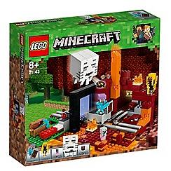 LEGO - 'Minecraft - The Farm Cottage' set - 21143