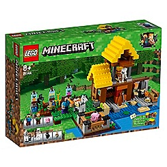LEGO - 'Minecraft - The Farm Cottage' set - 21144