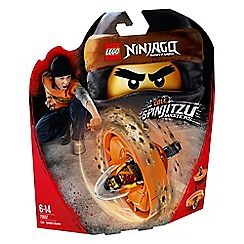 LEGO - 'Ninjago - Cole Spinjitzu Master' action toy - 70637