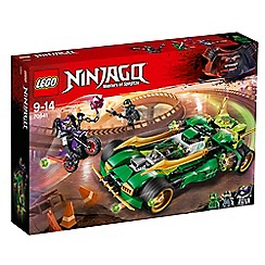 LEGO - 'Ninjago - Ninja Nightcrawler' Masters of Spinjitzu set - 70641