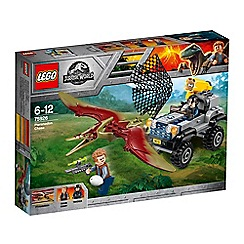 LEGO - 'Jurassic World - Pteranodon Chase' set - 75926