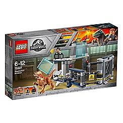 LEGO - 'Jurassic World - Stygimoloch Breakout' set - 75927