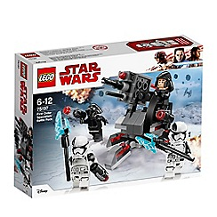 LEGO - 'Episode VIII First Order Specialists Battle Pack - 75197