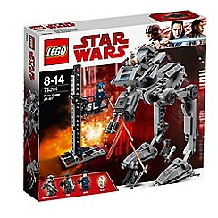 LEGO - Star Wars™ - First Order AT-ST™' set - 75201
