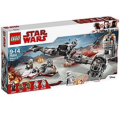 LEGO - Star Wars™ - Defense of Crait™' set - 75202