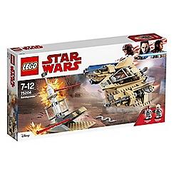 LEGO - 'Star Wars - Sandspeeder&#8482' set - 75204