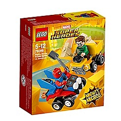 LEGO - 'Marvel Super Heroes - Mighty Micros Scarlet Spider vs. Sandman' set - 76089