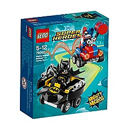 LEGO - 'DC Super Heroes - Mighty Micros Batman™ vs. Harley Quinn™' set - 76092