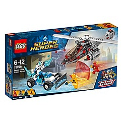 LEGO - 'DC Super Heroes - Speed Force Freeze Pursuit' set - 76098