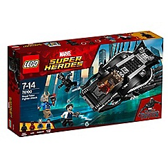 LEGO - 'Marvel Super Heroes - Royal Talon Fighter Attack' set - 76100