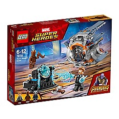 LEGO - Marvel Super Heroes - Avengers Thor's Weapon Quest set - 76102