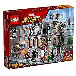 LEGO - Marvel Super Heroes - Avengers Sanctum Sanctorum Showdown set - 76108