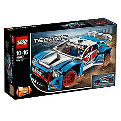 LEGO - 'Technic' rally car - 42077