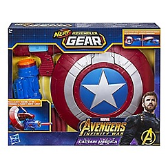 The Avengers - 'Captain America' assembler gear set