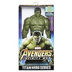 The Avengers - 'Titan Hero Series - Hulk' figure with FX port