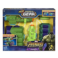 The Avengers - 'Hulk' assembler gear set