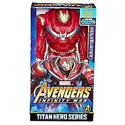 The Avengers - 'Titan Hero Series - Hulkbuster' figure with FX port