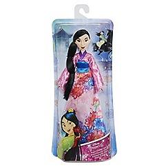 Disney Princess - 'Royal Shimmer' Mulan doll set