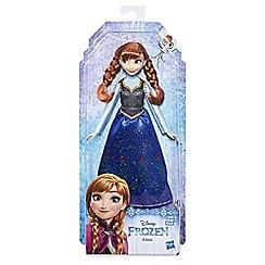 Disney Frozen - Classic fashion Anna doll set