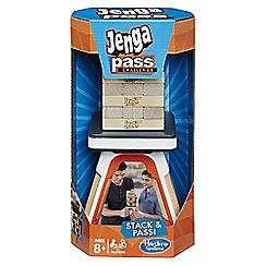 Hasbro - 'Jenga Pass Challenge' game